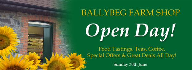 Ballybeg Farm Shop open day